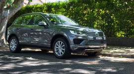 Volkswagen Touareg Wallpaper HQ
