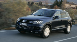 Volkswagen Touareg Wallpaper High Definition