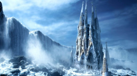 Winter Castle Image Download