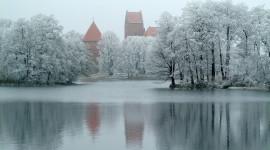 Winter Castle Photo