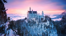 Winter Castle Wallpaper Gallery