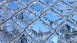 Wire Ice Winter Wallpaper Free