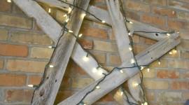 Wooden Star Wallpaper For Mobile