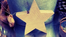 Wooden Star Wallpaper Gallery