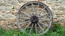 Wooden Wheel Wallpaper Gallery