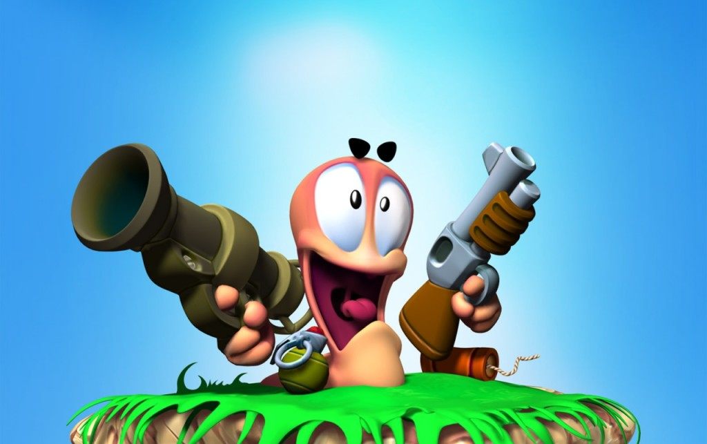 Worms 3D wallpapers HD