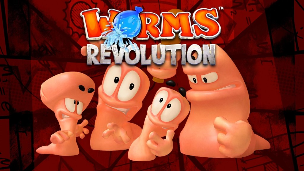 Worms Revolution wallpapers HD