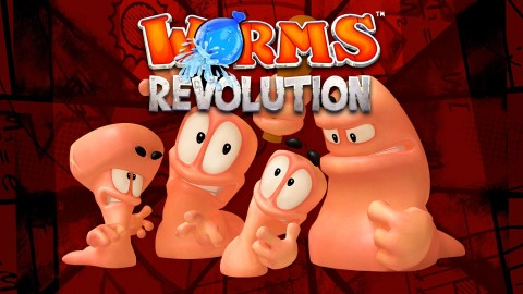 Worms Revolution wallpapers high quality