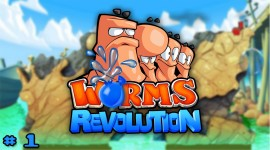 Worms Revolution Wallpaper Free