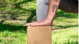 Yoga Block Wallpaper Download Free