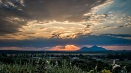 4K Dawn Field Image Download