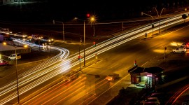 4K Traffic Lights Photo Free