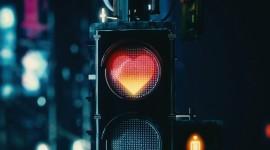 4K Traffic Lights Wallpaper