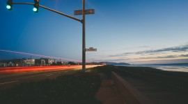 4K Traffic Lights Wallpaper Download