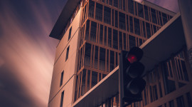 4K Traffic Lights Wallpaper Free