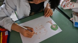 A Child Draws Picture Download