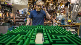 Adam Savage Desktop Wallpaper HD