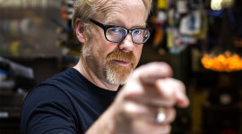 Adam Savage High Quality Wallpaper