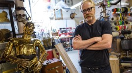 Adam Savage Wallpaper Download