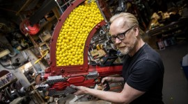 Adam Savage Wallpaper Download Free