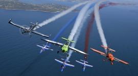 Air Race Wallpaper