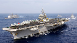 Aircraft Carrier Wallpaper For PC