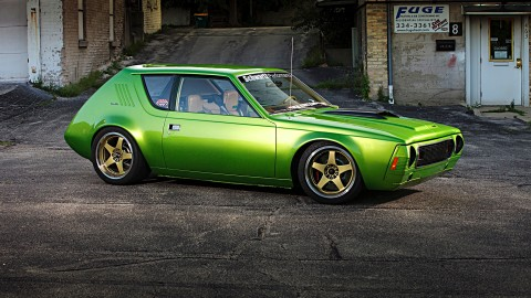 Amc Gremlin wallpapers high quality