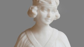 Antique Sculpture Wallpaper Background