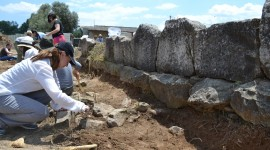 Archaeological Excavations Wallpaper Free