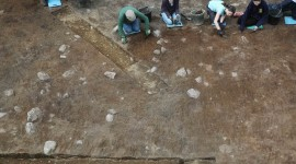 Archaeological Excavations Wallpaper HQ