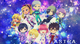 Astra Lost In Space Wallpaper Free