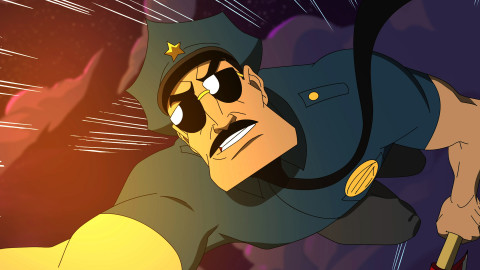 Axe Cop wallpapers high quality