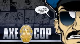 Axe Cop Wallpaper Background