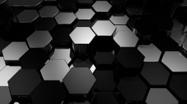 Black And White Abstracts For Desktop