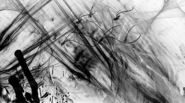 Black And White Abstracts Full HD