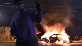 Burning Car Wallpaper Download