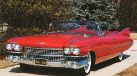 Cadillac Eldorado 1959 Desktop Wallpaper