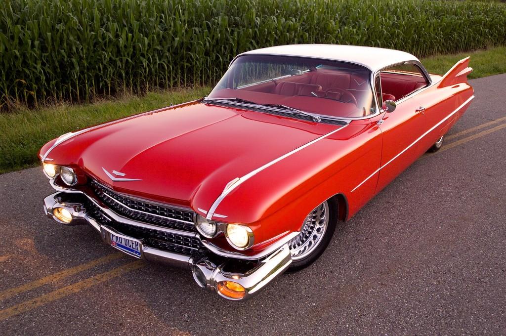 Cadillac Eldorado 1959 wallpapers HD