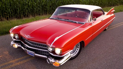 Cadillac Eldorado 1959 wallpapers high quality