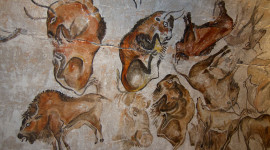 Cave Painting High Quality Wallpaper