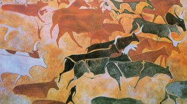 Cave Painting Wallpaper Download