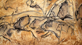 Cave Painting Wallpaper For Desktop