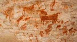 Cave Painting Wallpaper High Definition