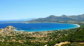 Corsica Wallpaper Background