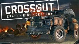 Crossout Wallpaper HD