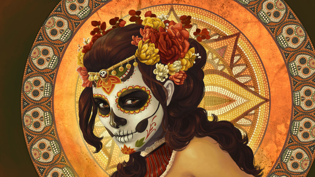 Day Of The Dead wallpapers HD