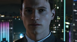 Detroit - Become Human Desktop Wallpaper HD