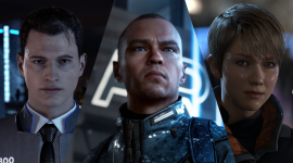Detroit - Become Human High Quality Wallpaper