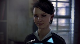 Detroit - Become Human Wallpaper