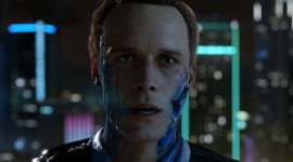 Detroit - Become Human Wallpaper 1080p